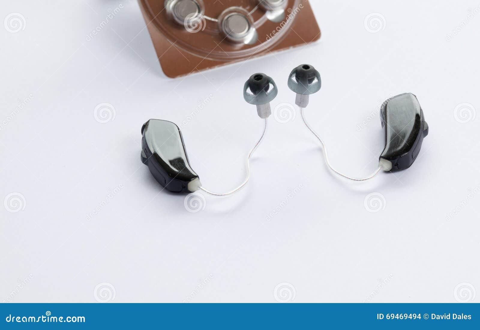 Digitale hoorapparaten