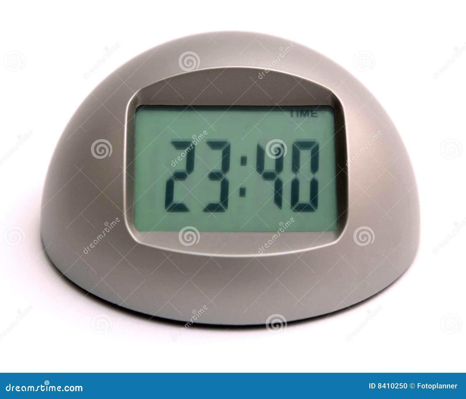 Digitale klok stock foto afbeelding 8410250 - Klok cm ...