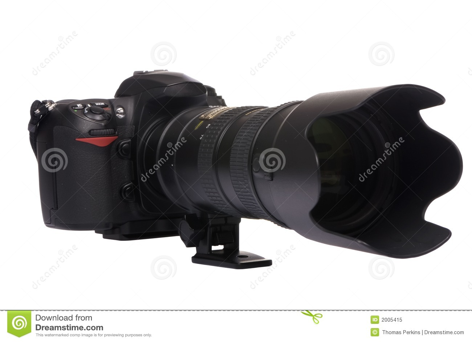 Digitalkamera DSLR (großes Glas)