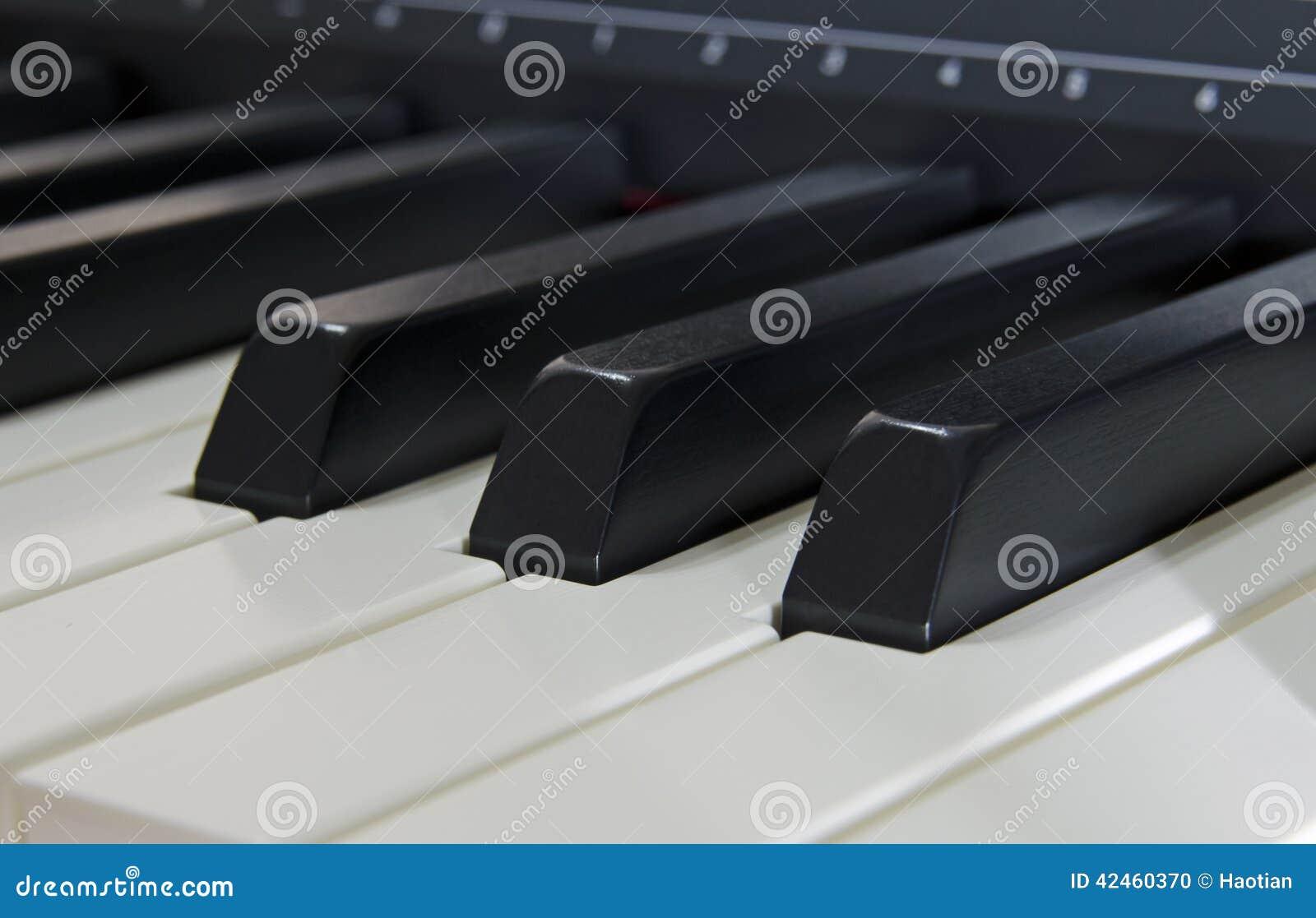 Digitalpianoschlüssel