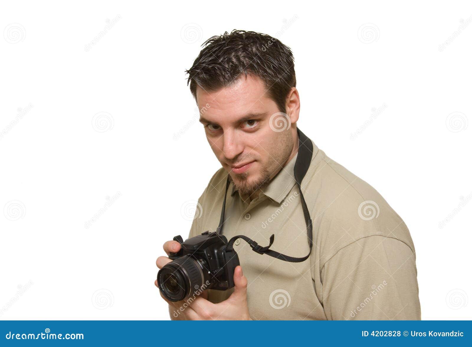 Digitalt manbarn för kamera
