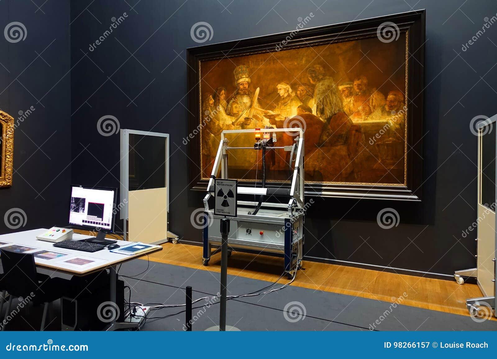 Digitizing Art