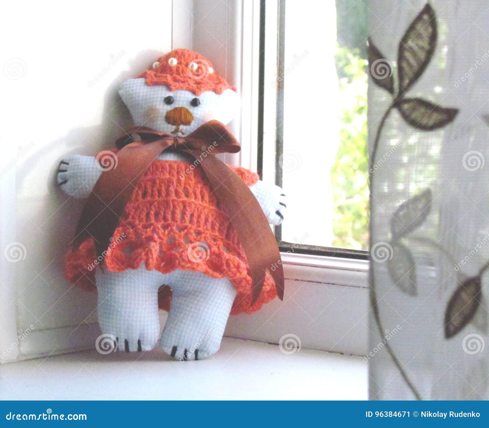 Dilde docka: björn & x22; unyashka& x22;