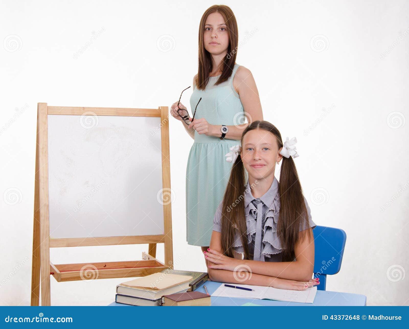 Ученик и плохая учительница 22 фотография