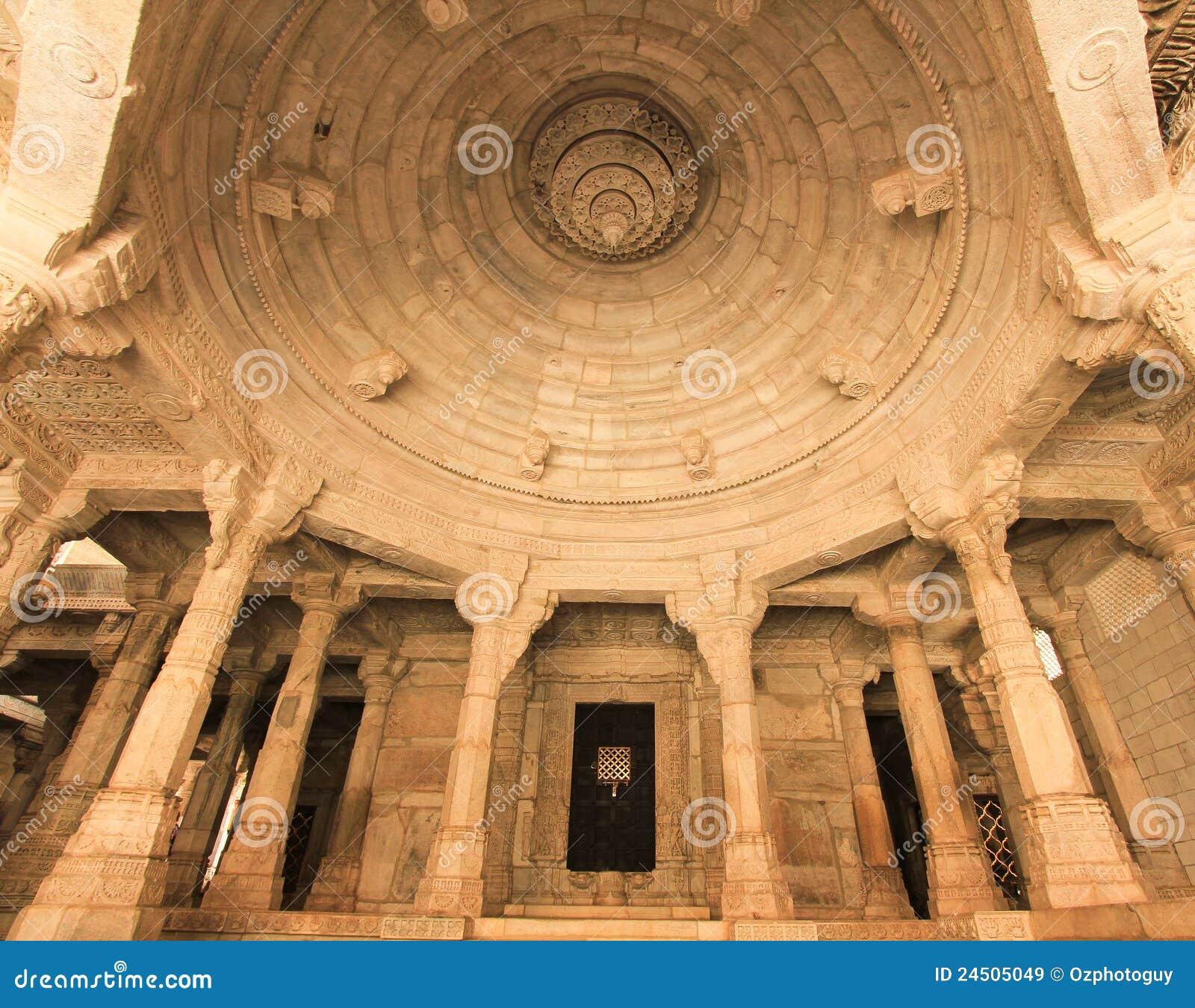 Dilwara Jain Temple Royalty Free Stock Images Image