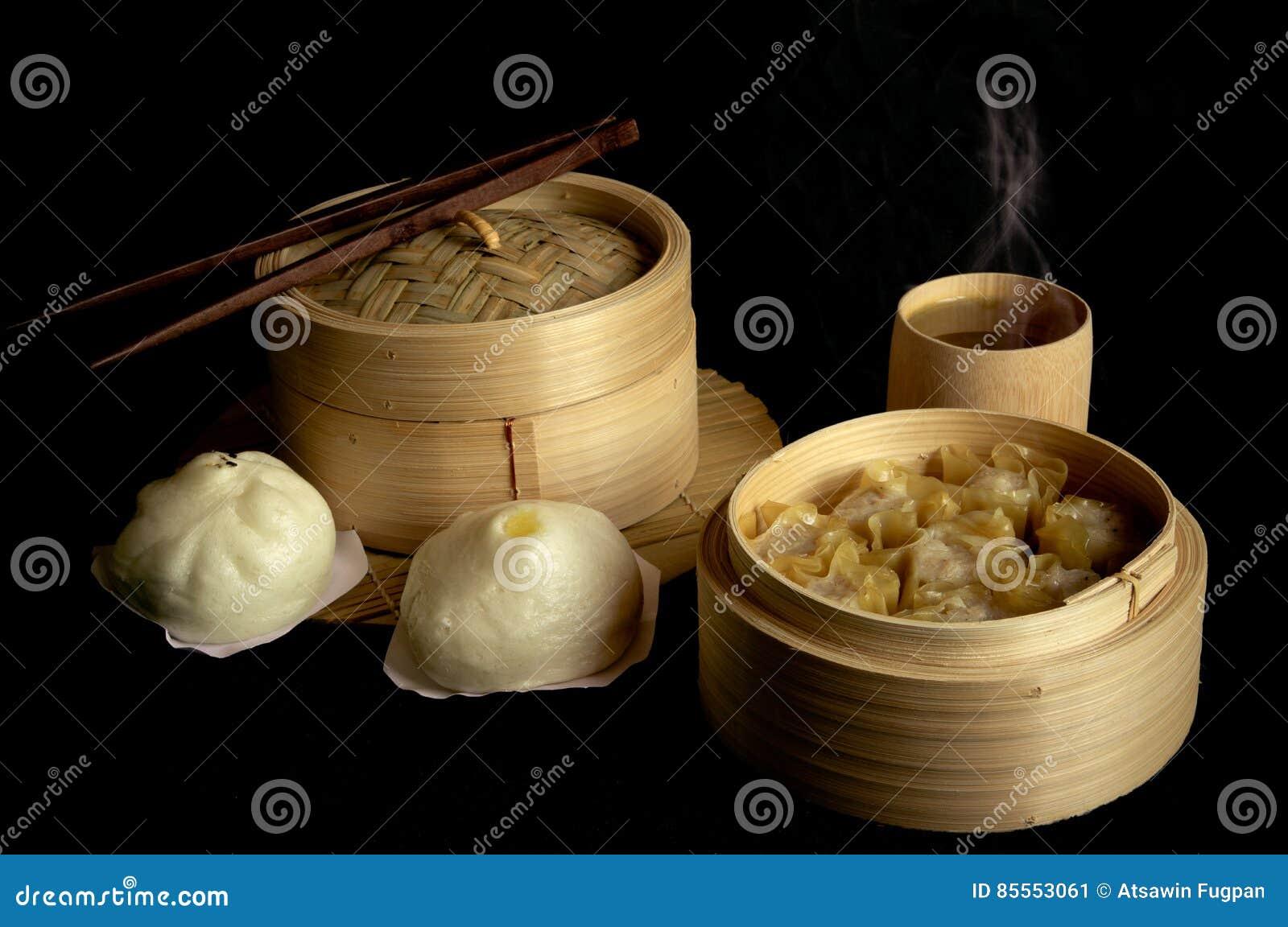 Dim Sum-Chineselebensmittel