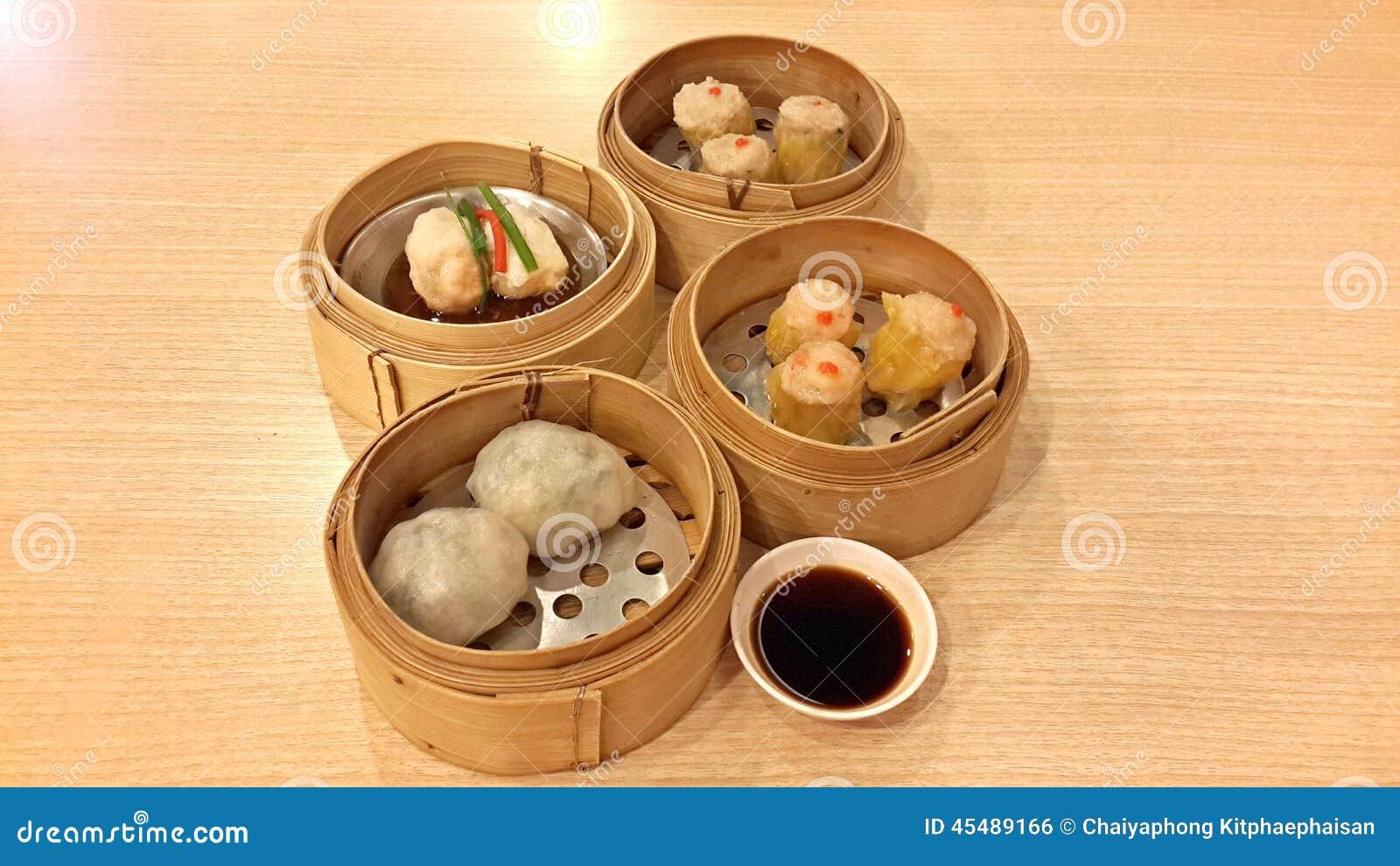 Dimsum中国人膳食
