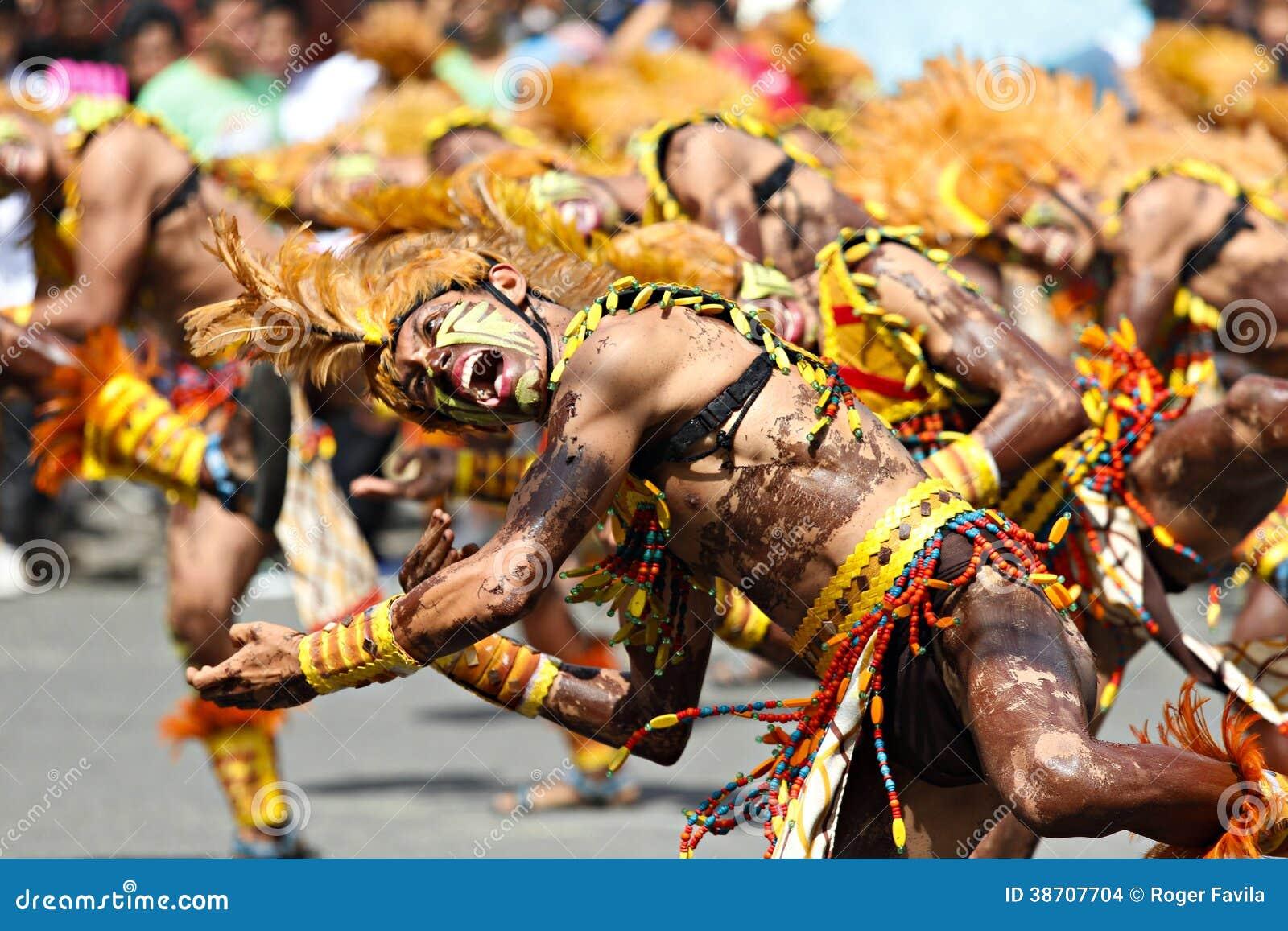 Dinagyang Festival Mohawk
