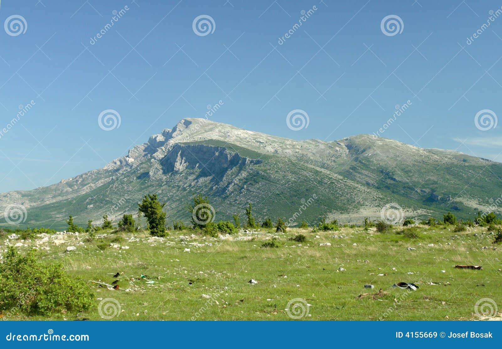 Dinary croatia góry