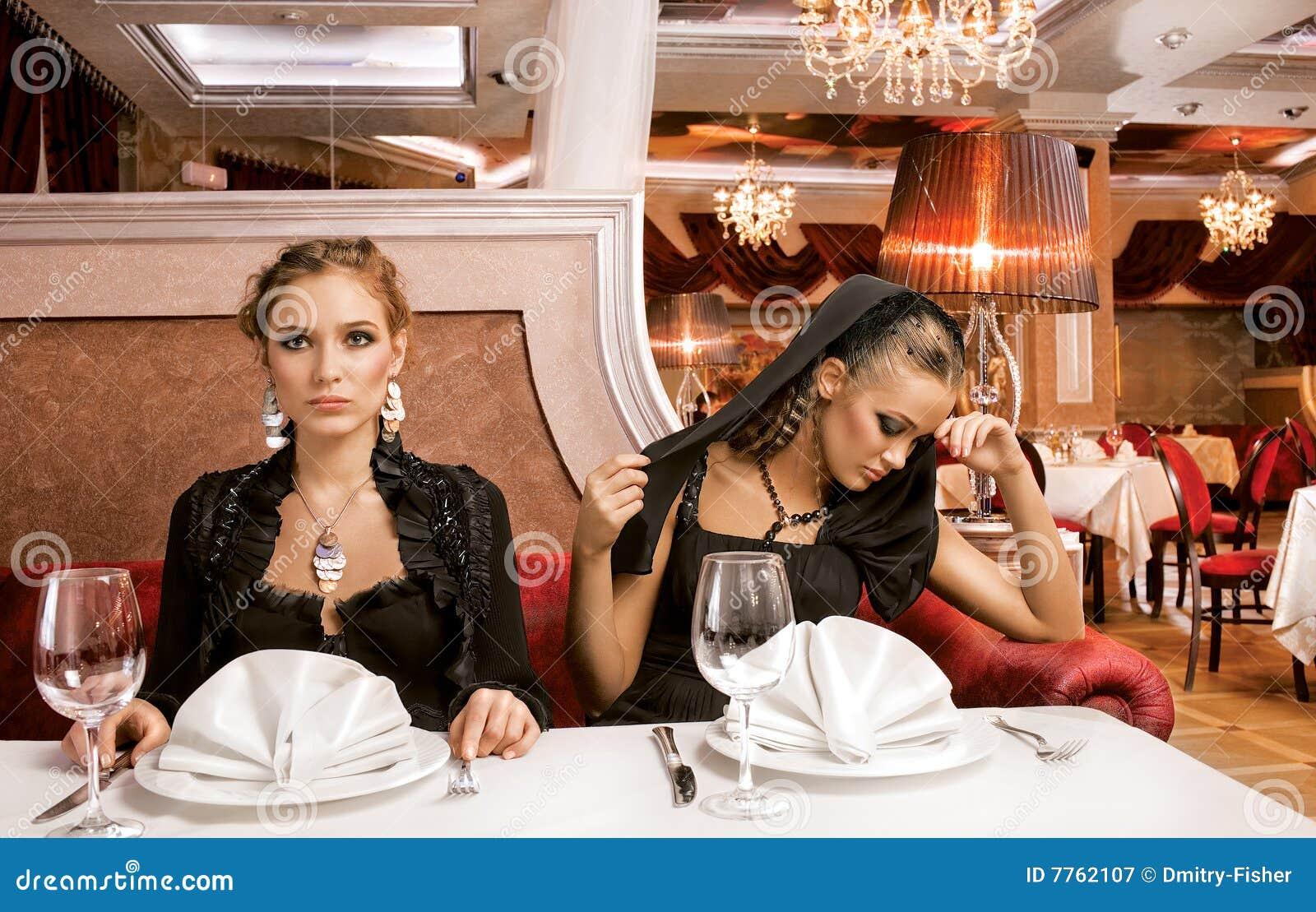 Diner des beautés