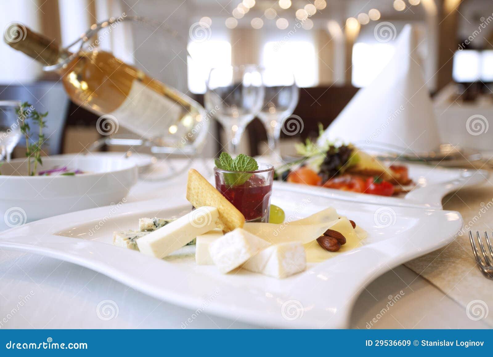 Diner met wijn