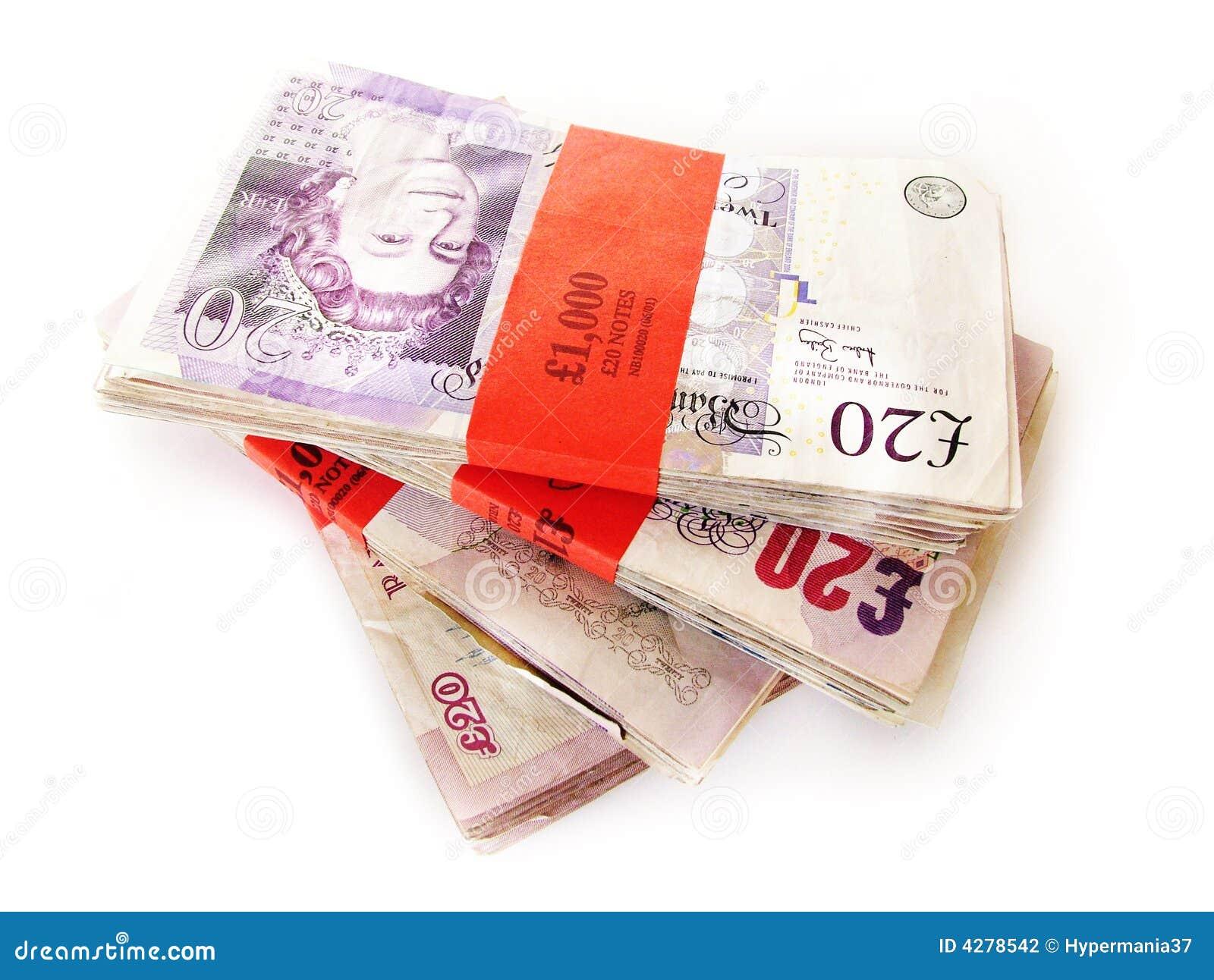 Dinero BRITÁNICO
