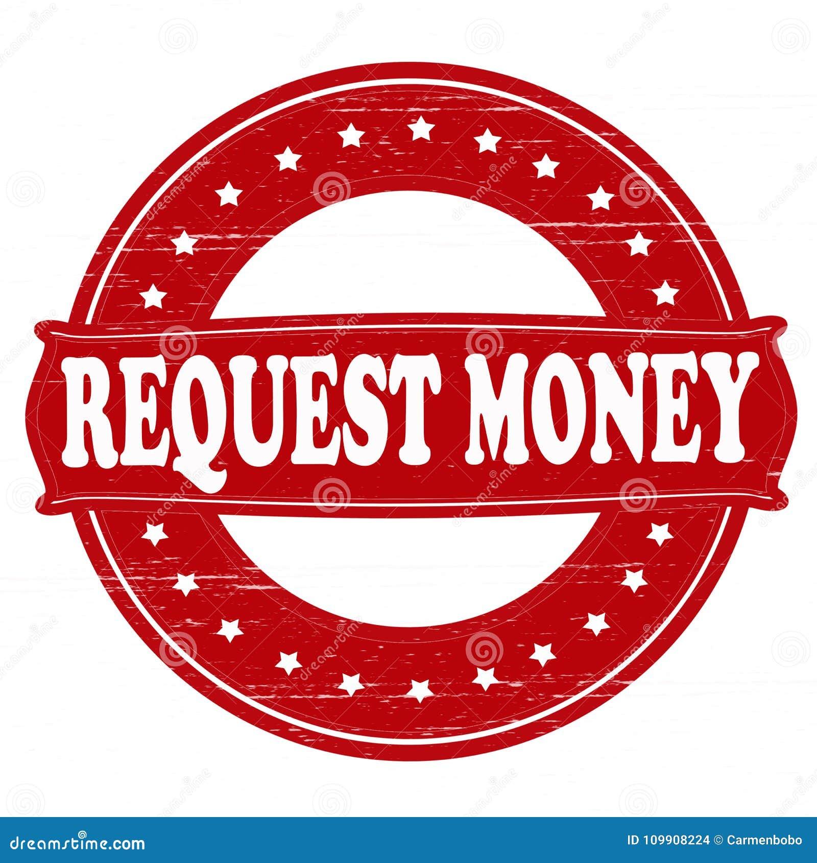 Dinero de la petición