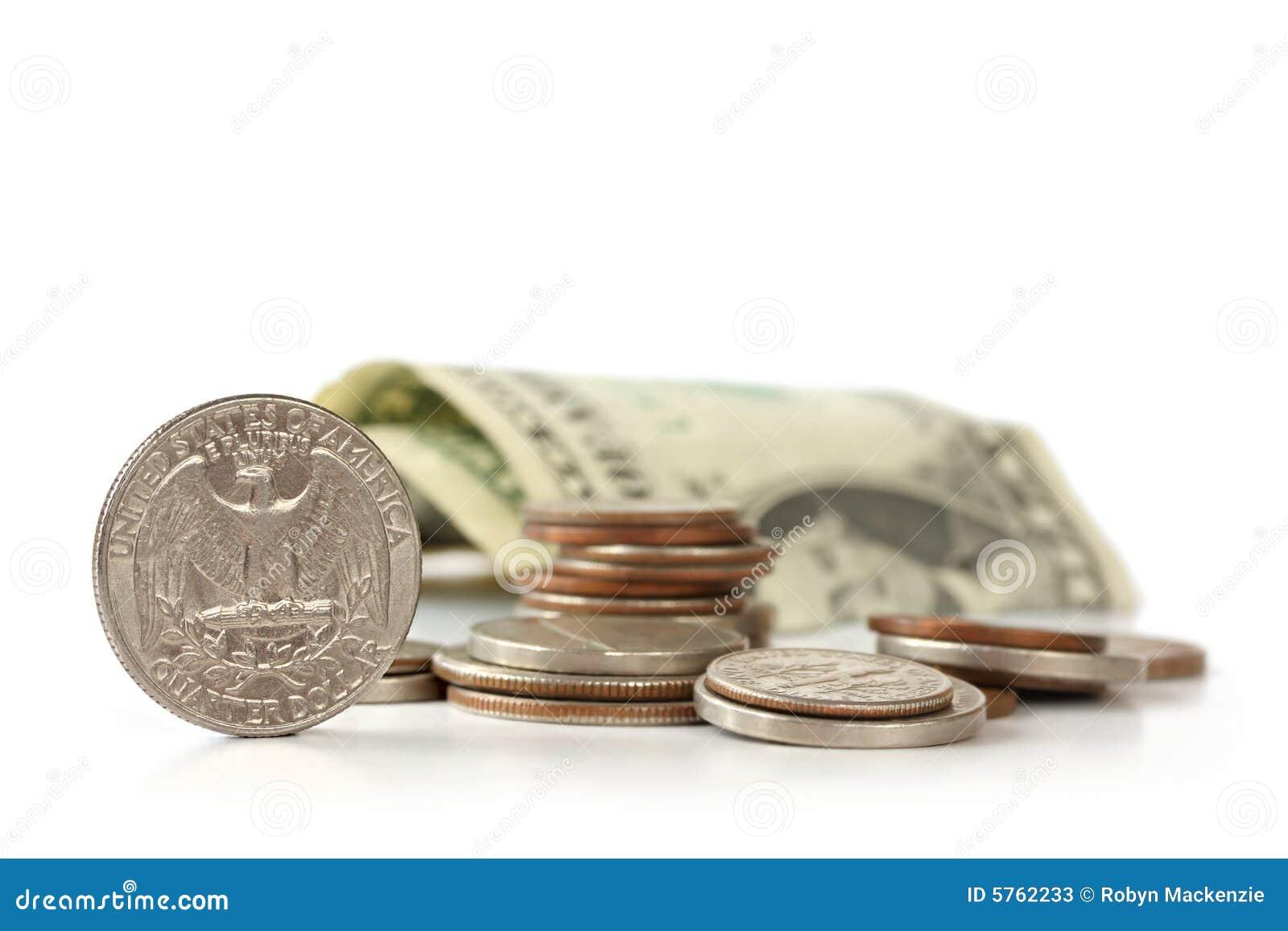 Dinero de los E.E.U.U.