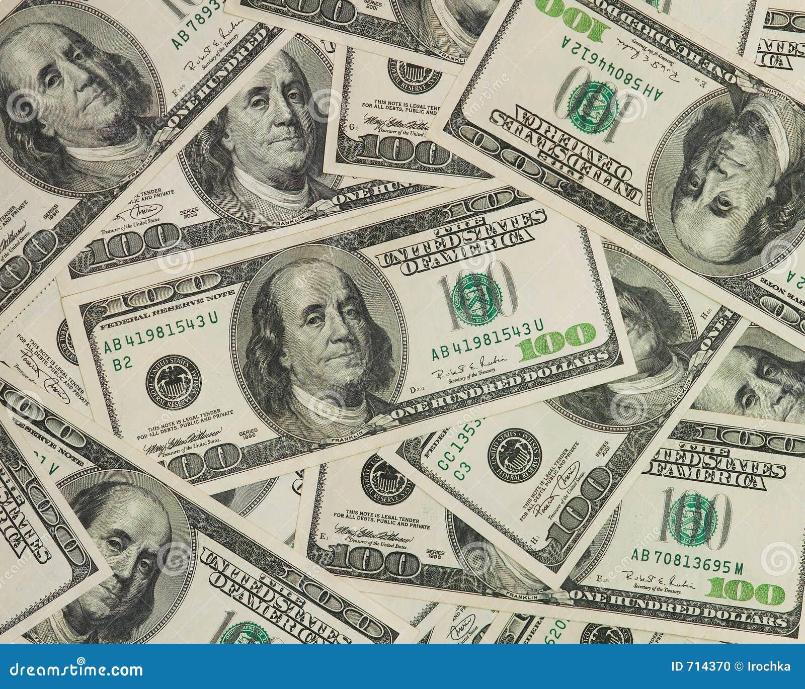 Dinero, dinero, dinero?
