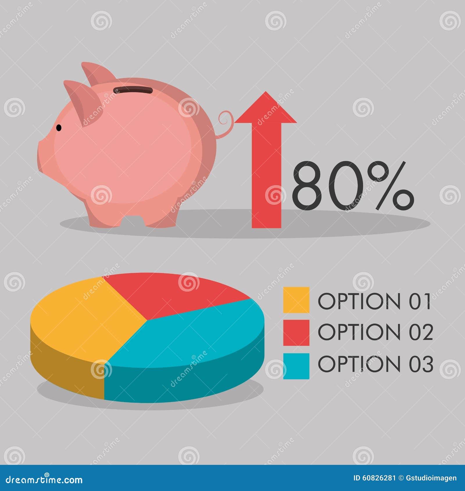 Dinero, economía, negocio y ahorros