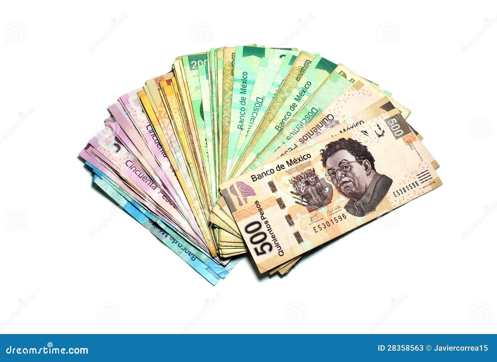 Dinero En Circulación Imagen De Archivo Imagen De Abundancia 28358563