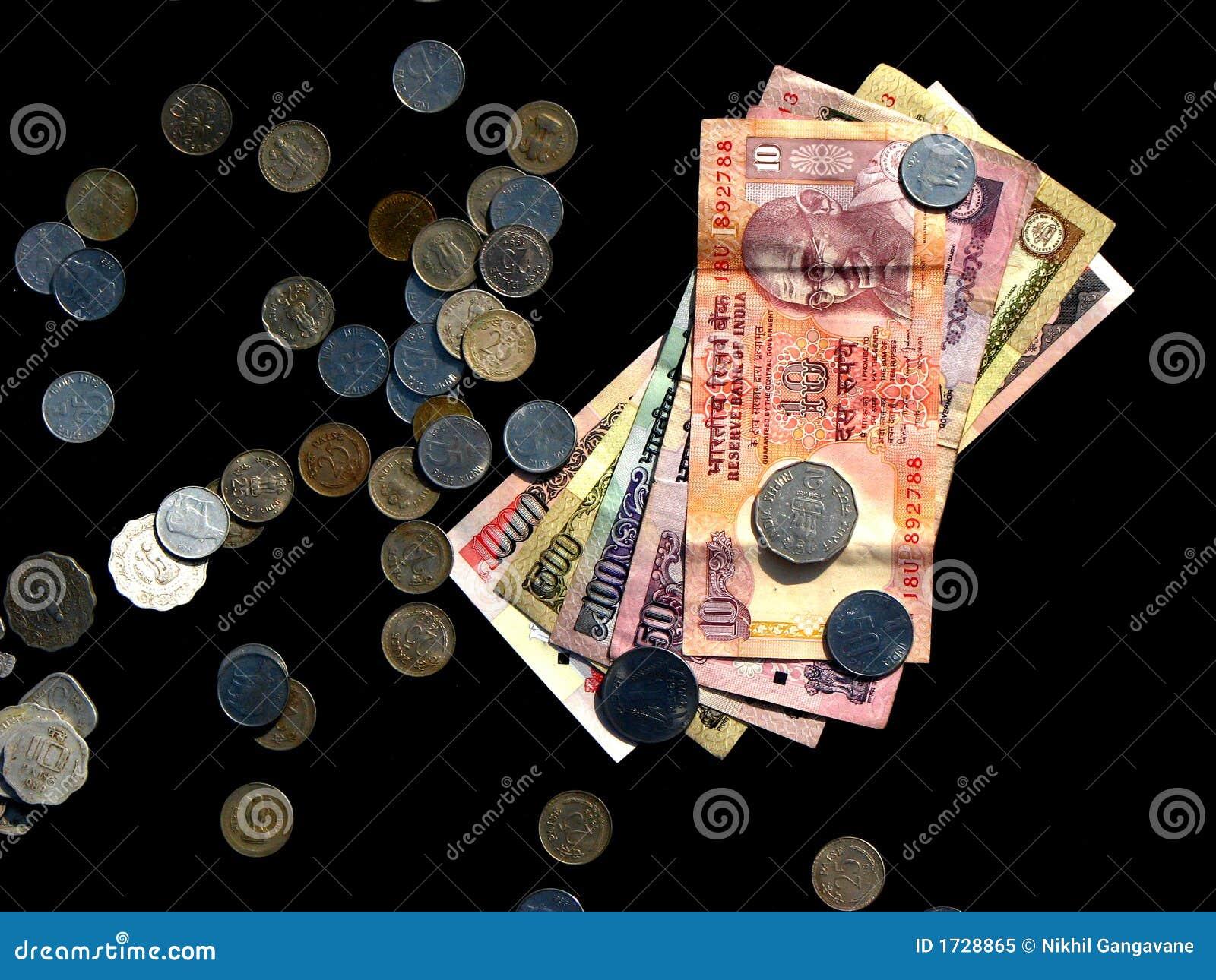 Dinero en la India