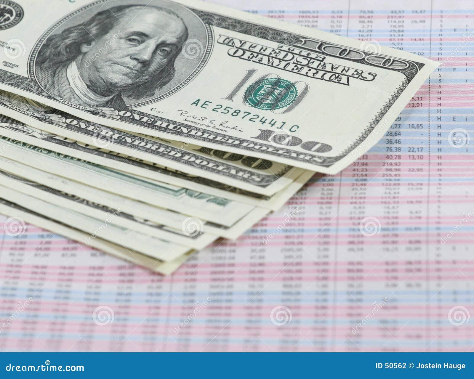 Dinero y números