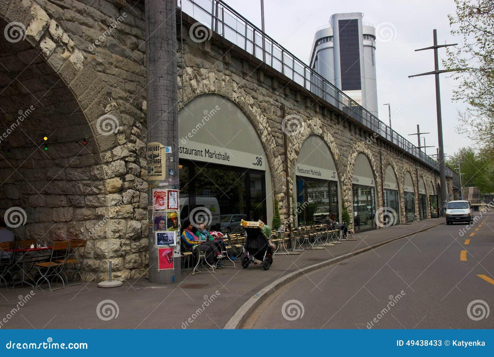 restaurant viadukt