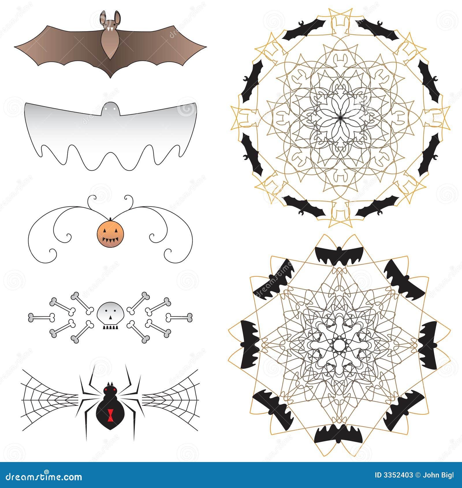 Dingbats de Halloween