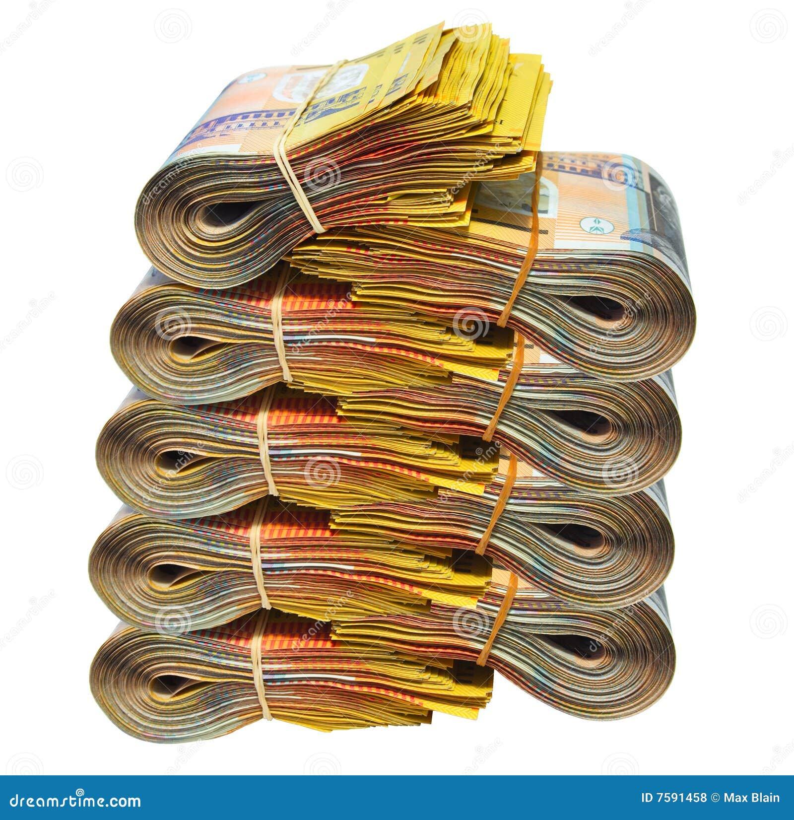 Dinheiro australiano