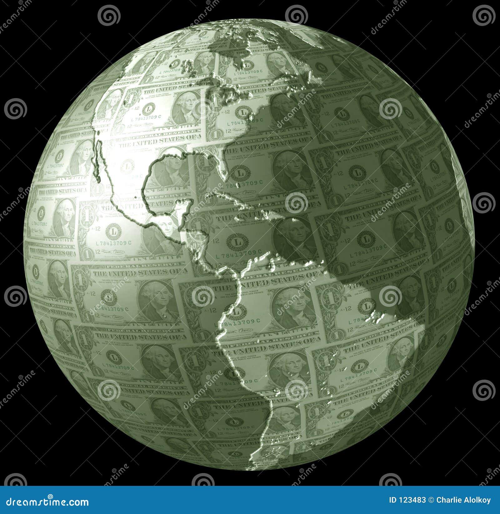 Dinheiro da terra
