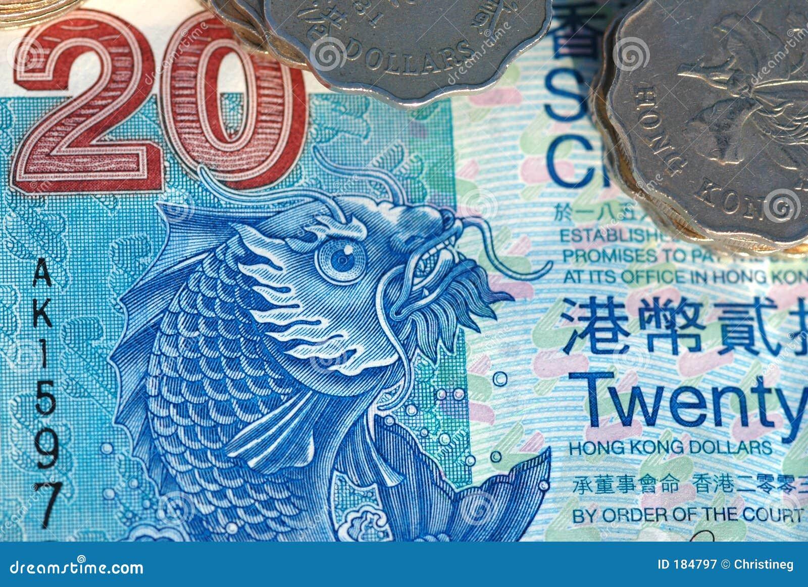 Dinheiro de Hong Kong