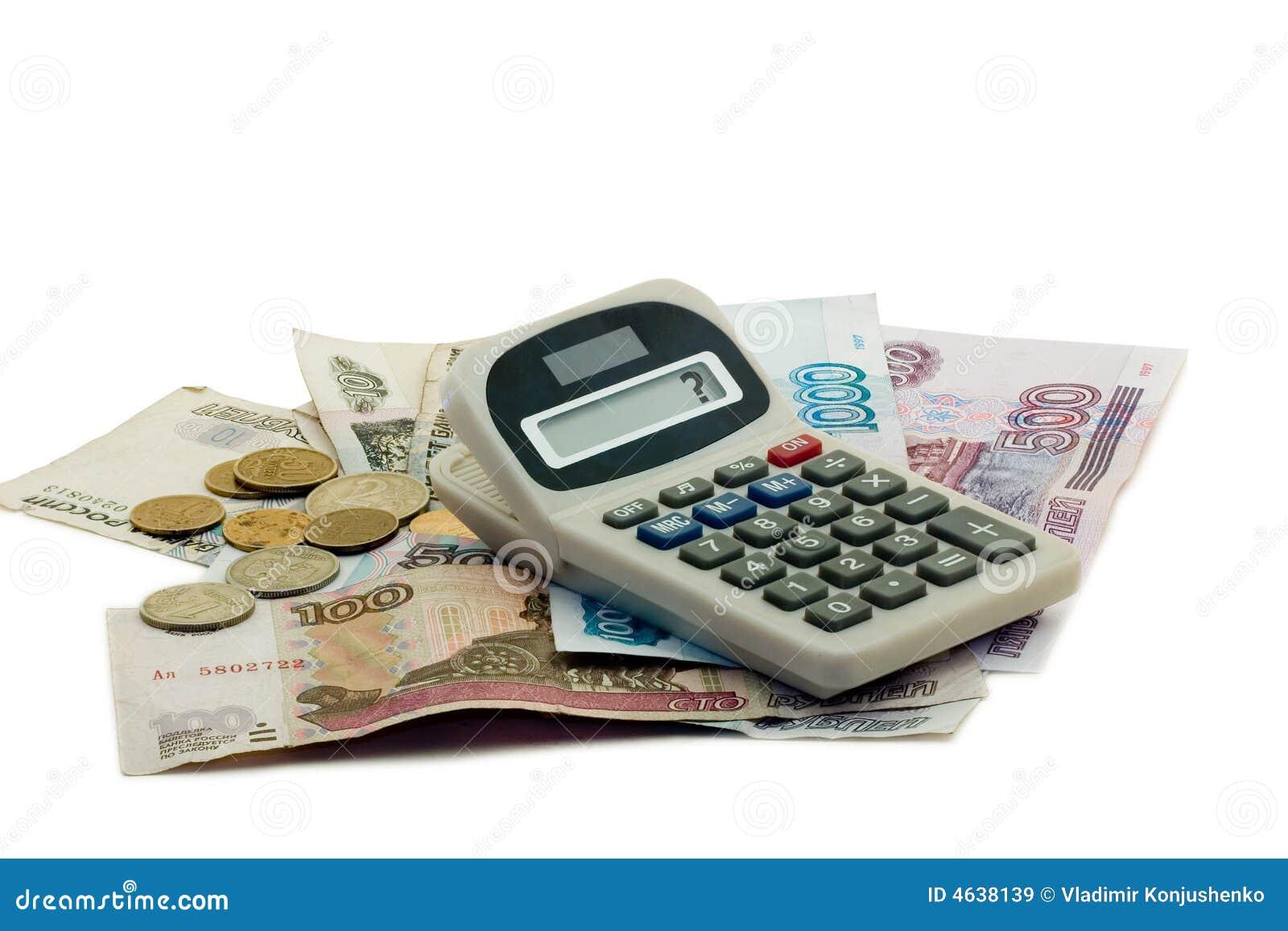 Dinheiro do russo