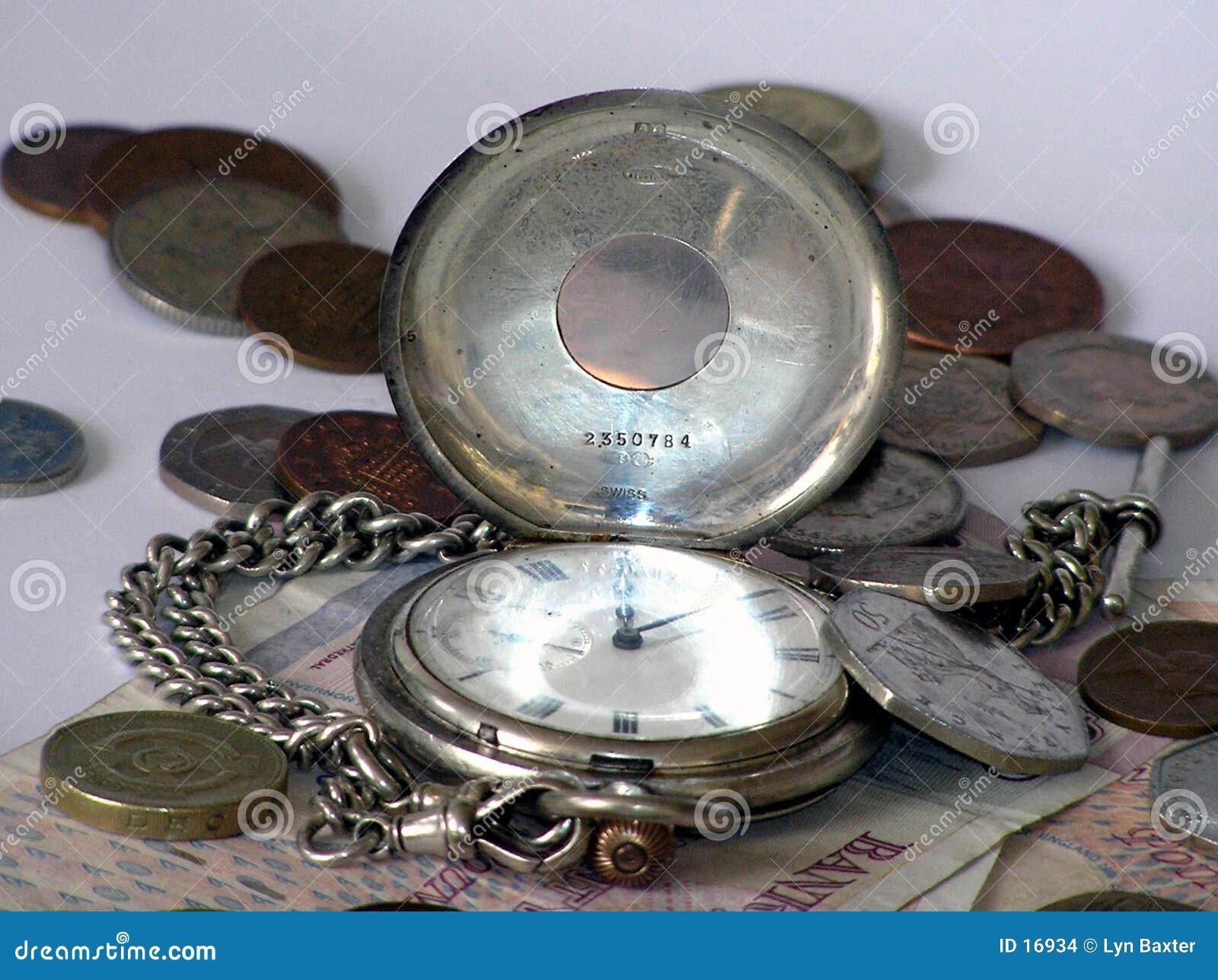 Dinheiro do tempo