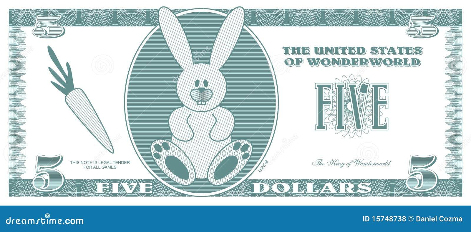 Dinheiro falsificado