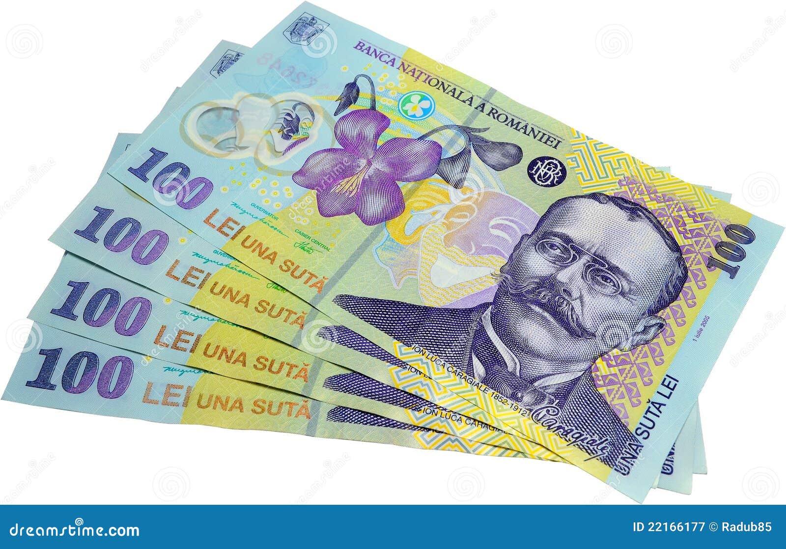 Resultado de imagem para dinheiro da romenia