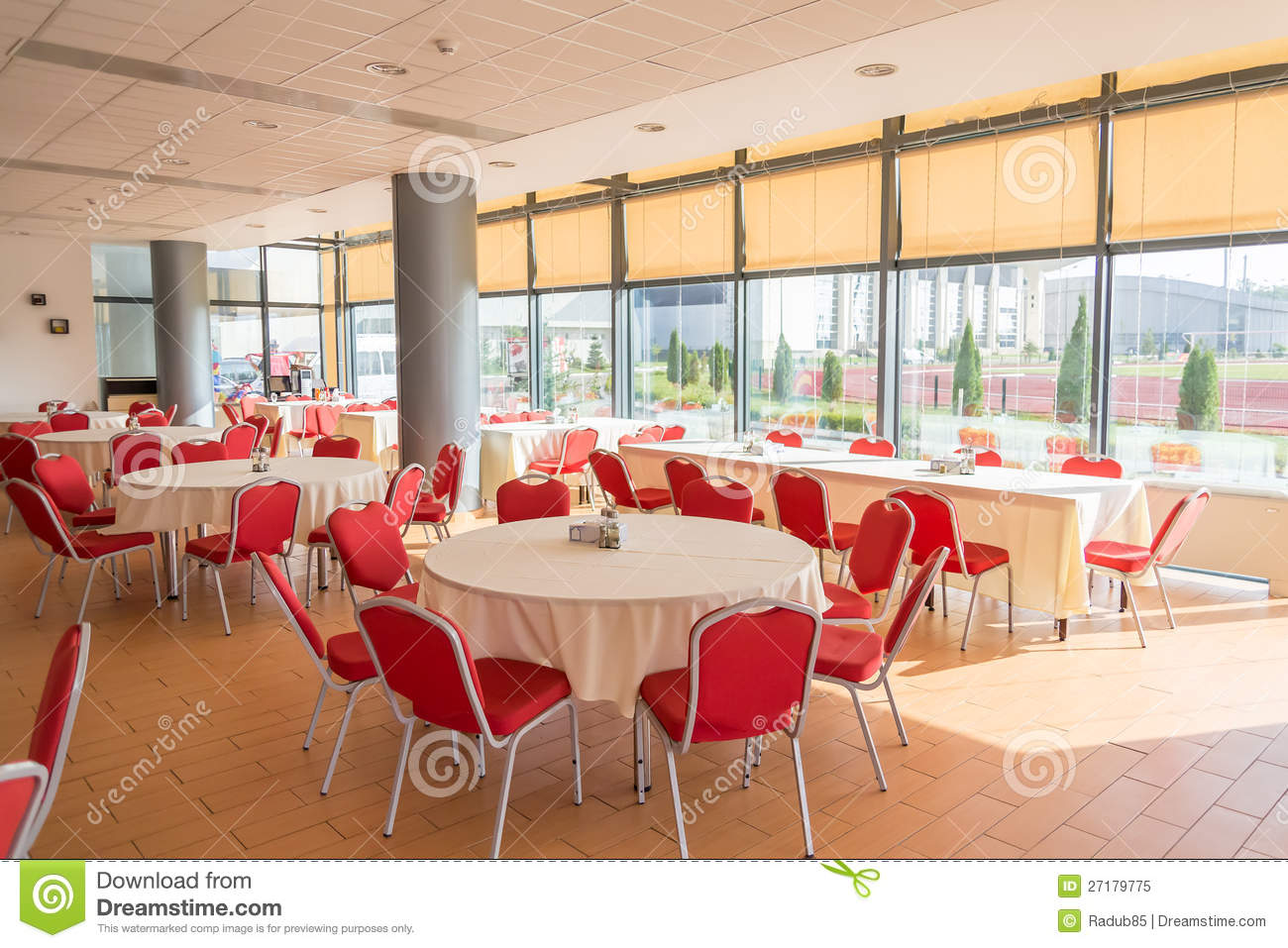 Dining Hall Royalty Free Stock Photo Image 27179775