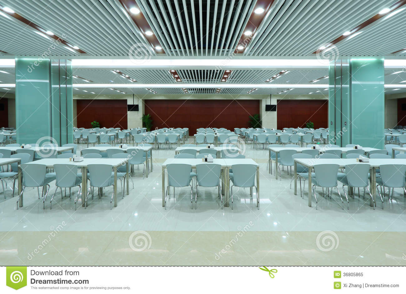 Dining hall royalty free stock photo image 36805865 for Dining hall interior