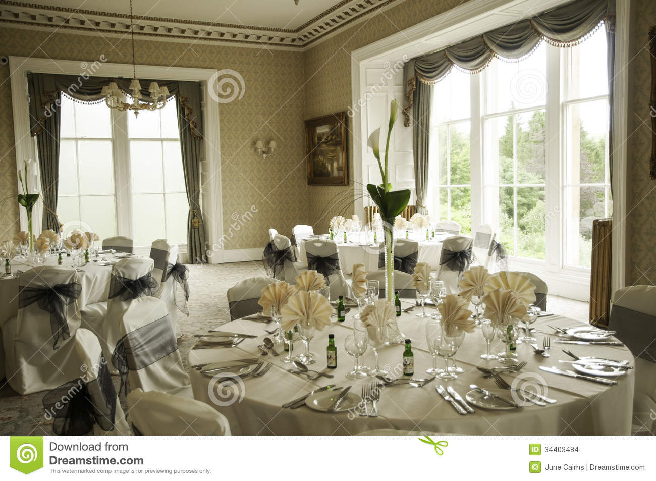 dining room stock images image 34403484