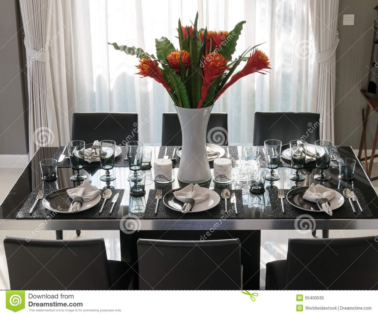 Dining Table Setting Dining Table Setting Adorable 44