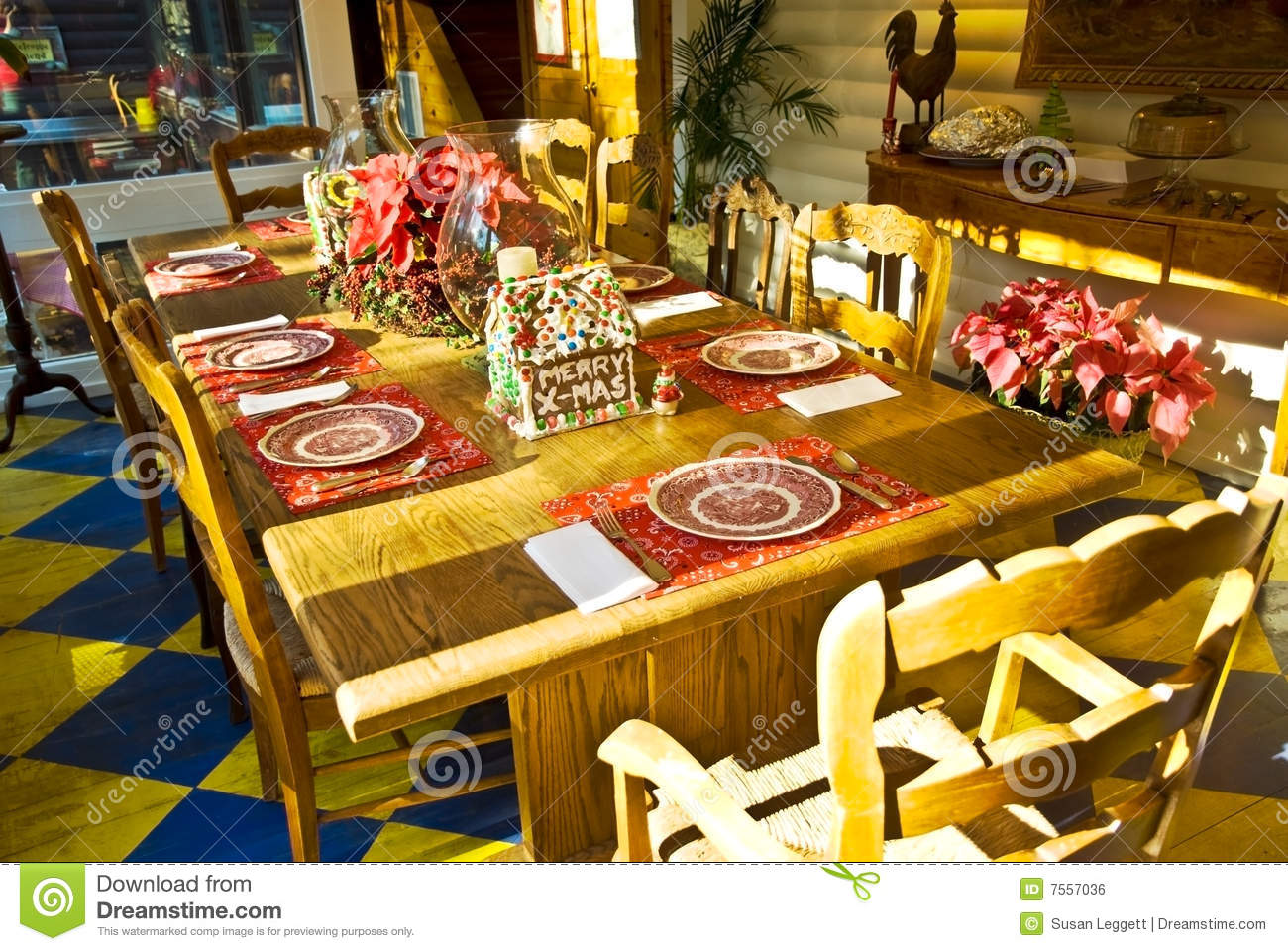 Dining Table/Setting & Dining Table/Setting stock photo. Image of holiday industry - 7557036