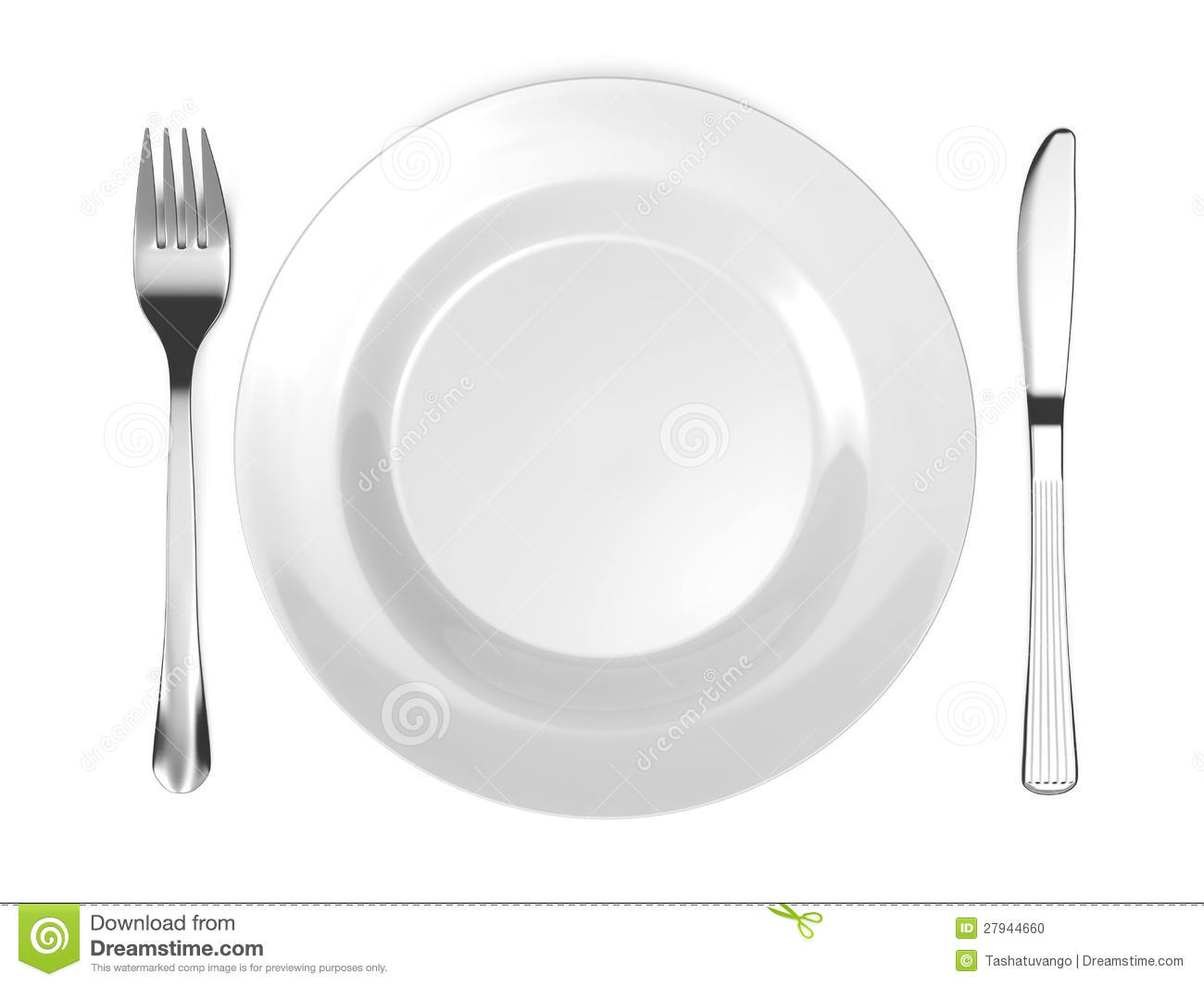 Dinner Setting set of place setting formal dinner stock vector - image: 40003740
