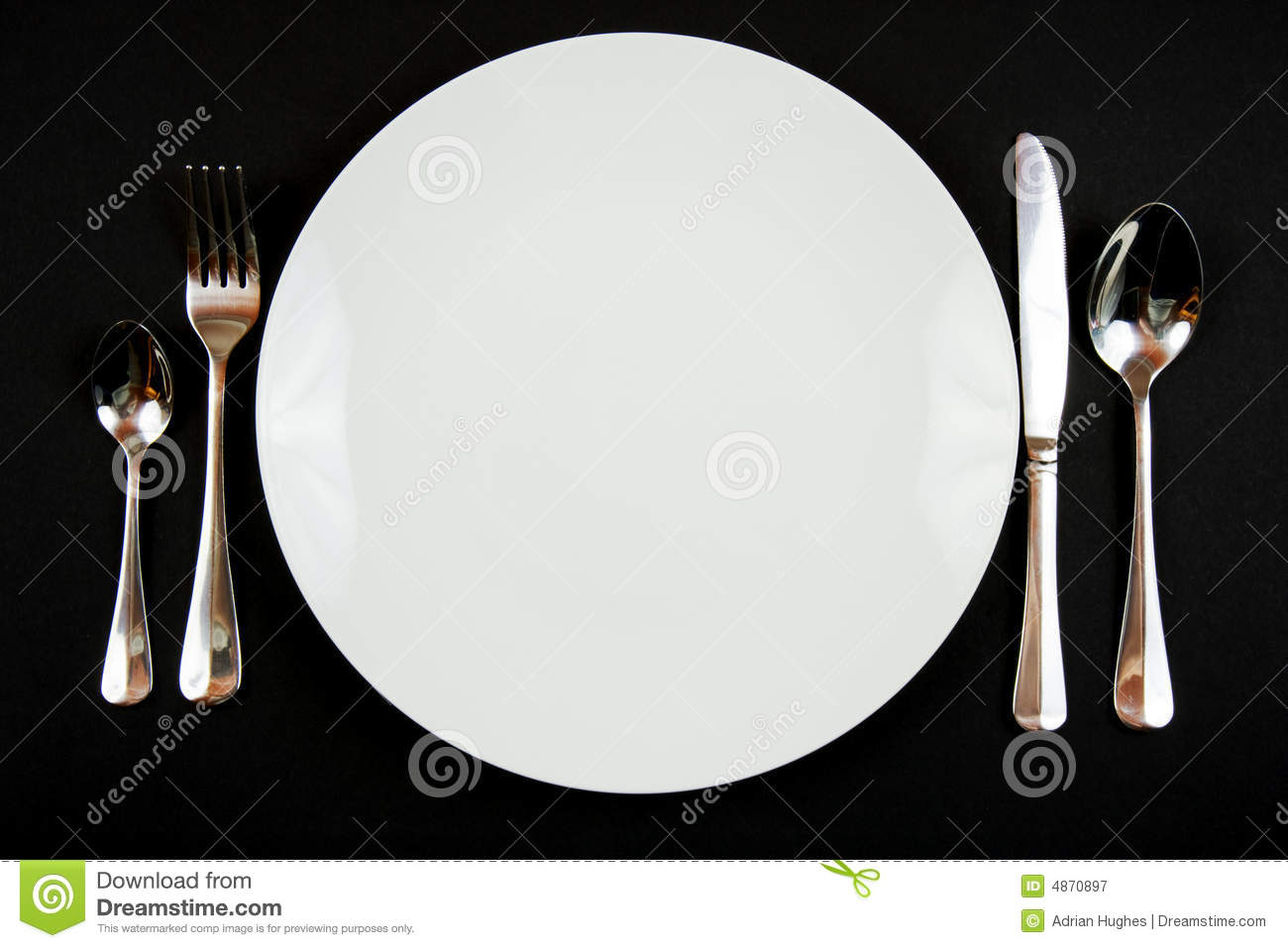 Dinner Setting dinner setting royalty free stock photography - image: 4870897