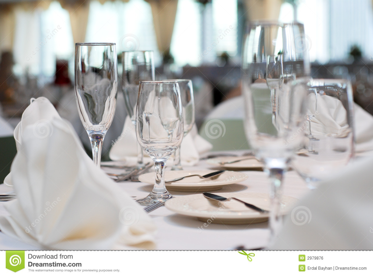 Dinner Table Stock Photo Image Of Indoor Ready Evening