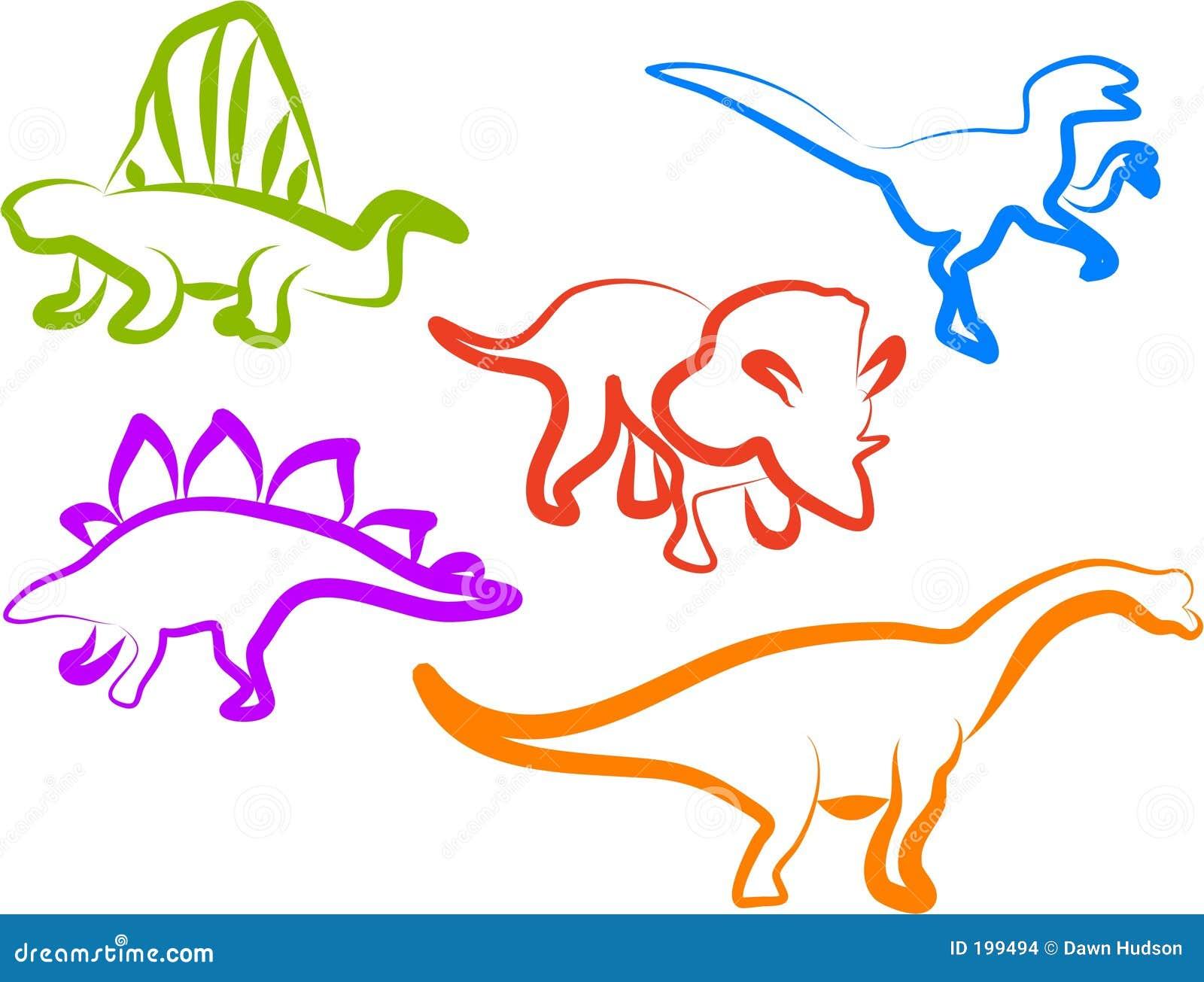 Dino ikony