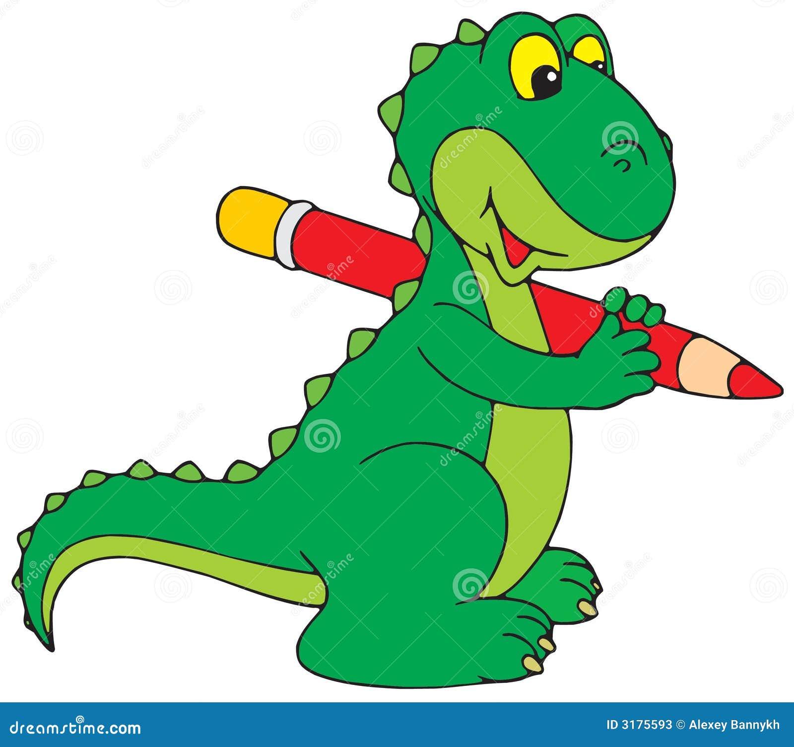 Dinosaur Stock Photos Image 3175593