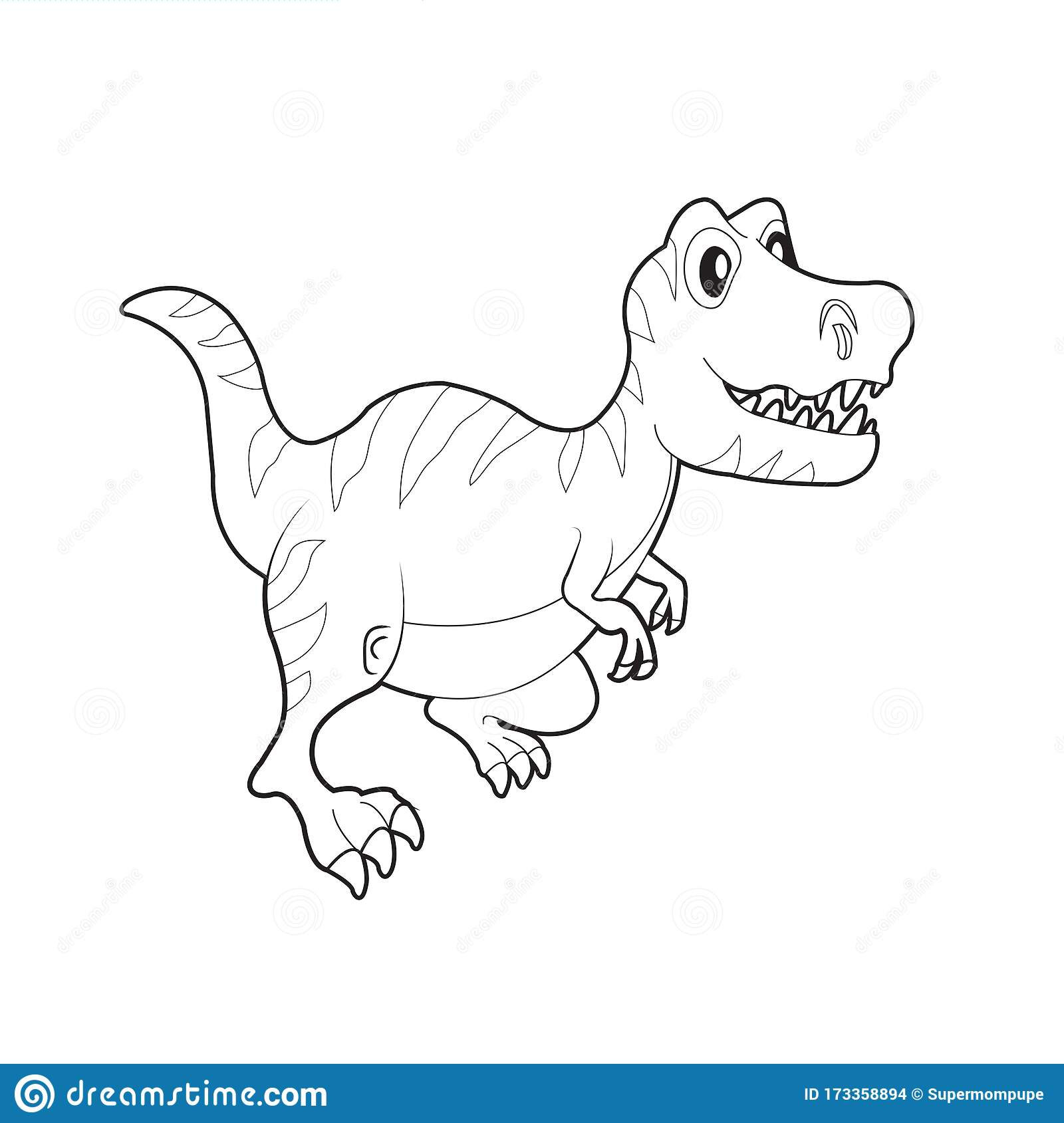 Dinosaurs - coloring pages for kids to print and color | 1689x1600