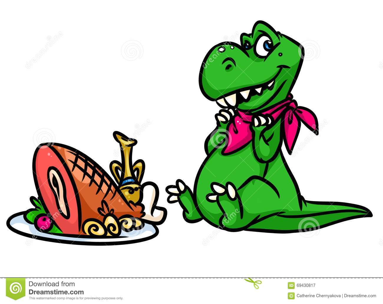 animals eating clipart - photo #20
