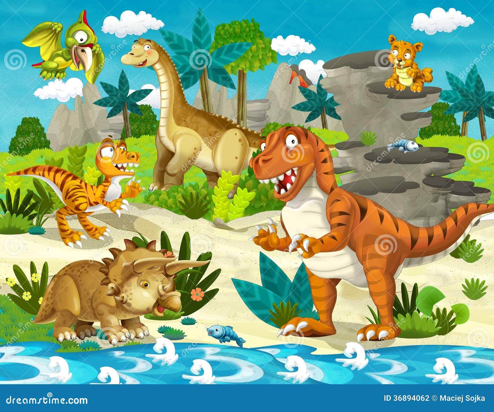 dinosauri da color are