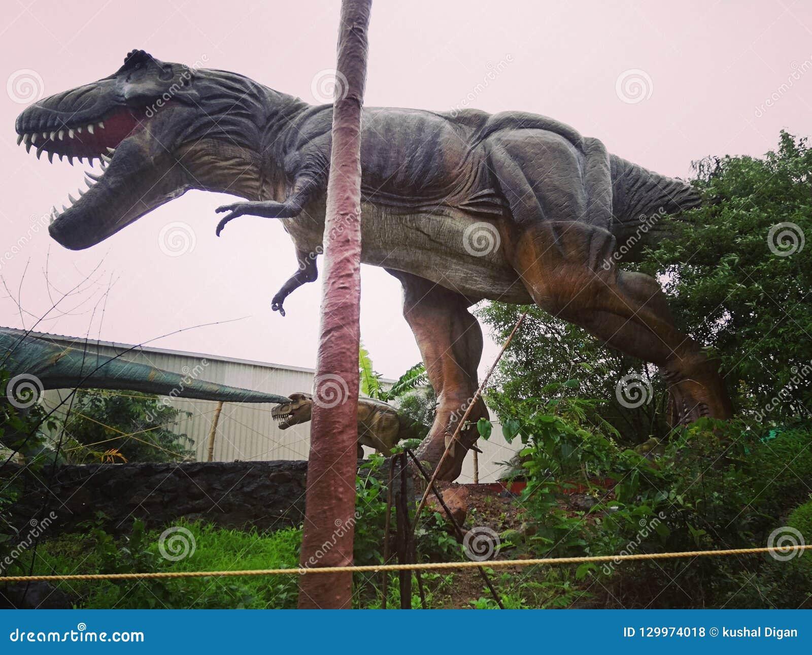 Dinosaur land lonavala India