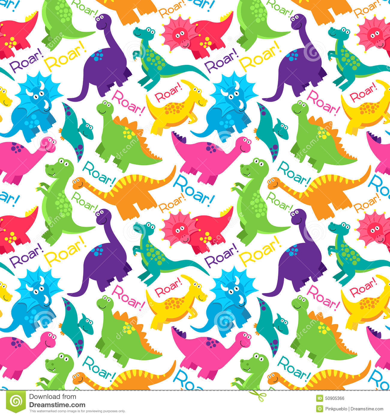 dinosaur seamless tileable vector background pattern stock bunnies clipart free bunnies clipart free