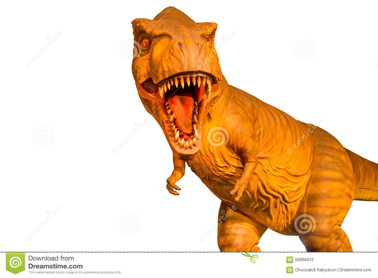 Dinosaur Stock Photo - Image: 58966015