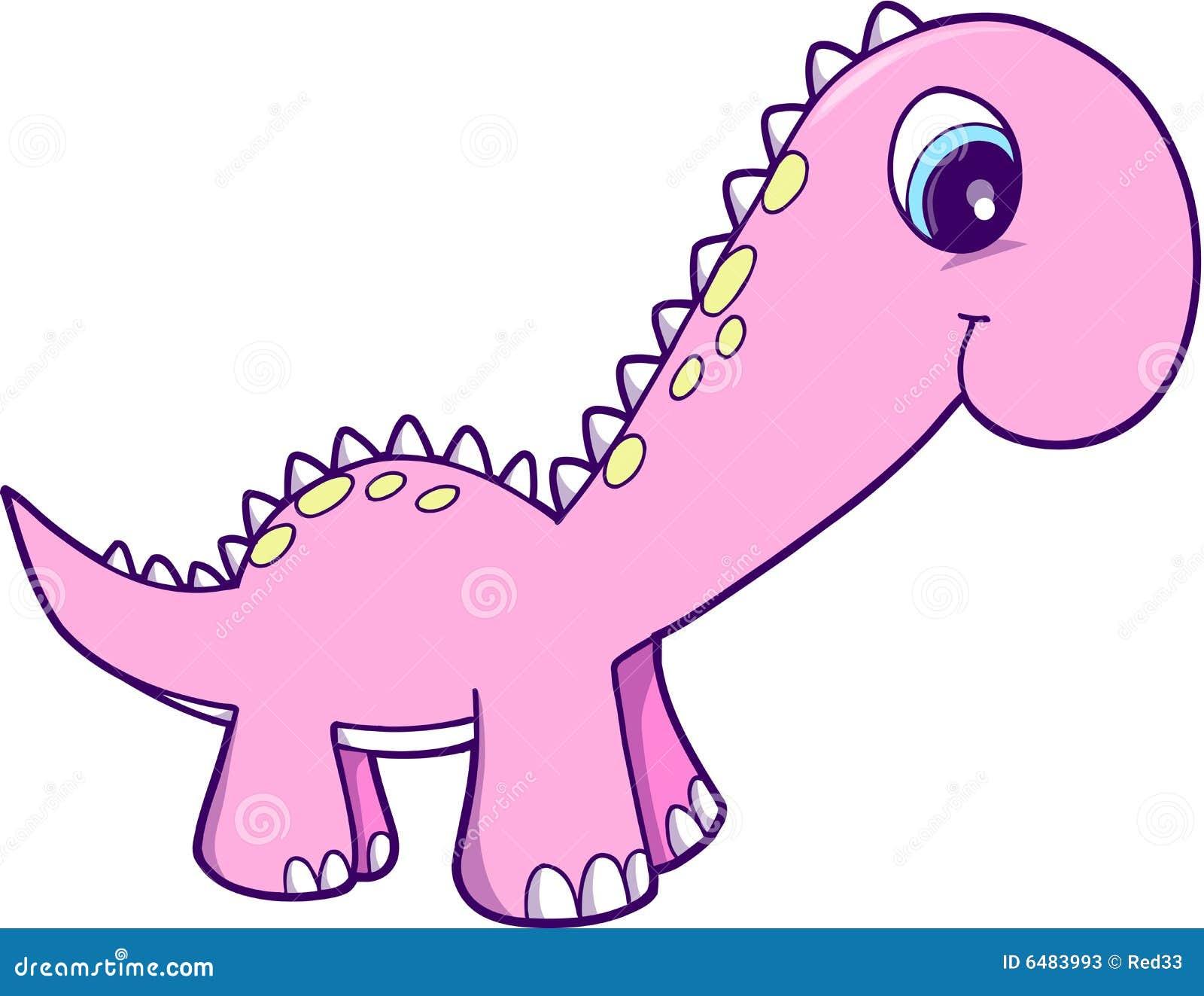 Dinosaur Vector Illustration Stock Photos - Image: 6483993