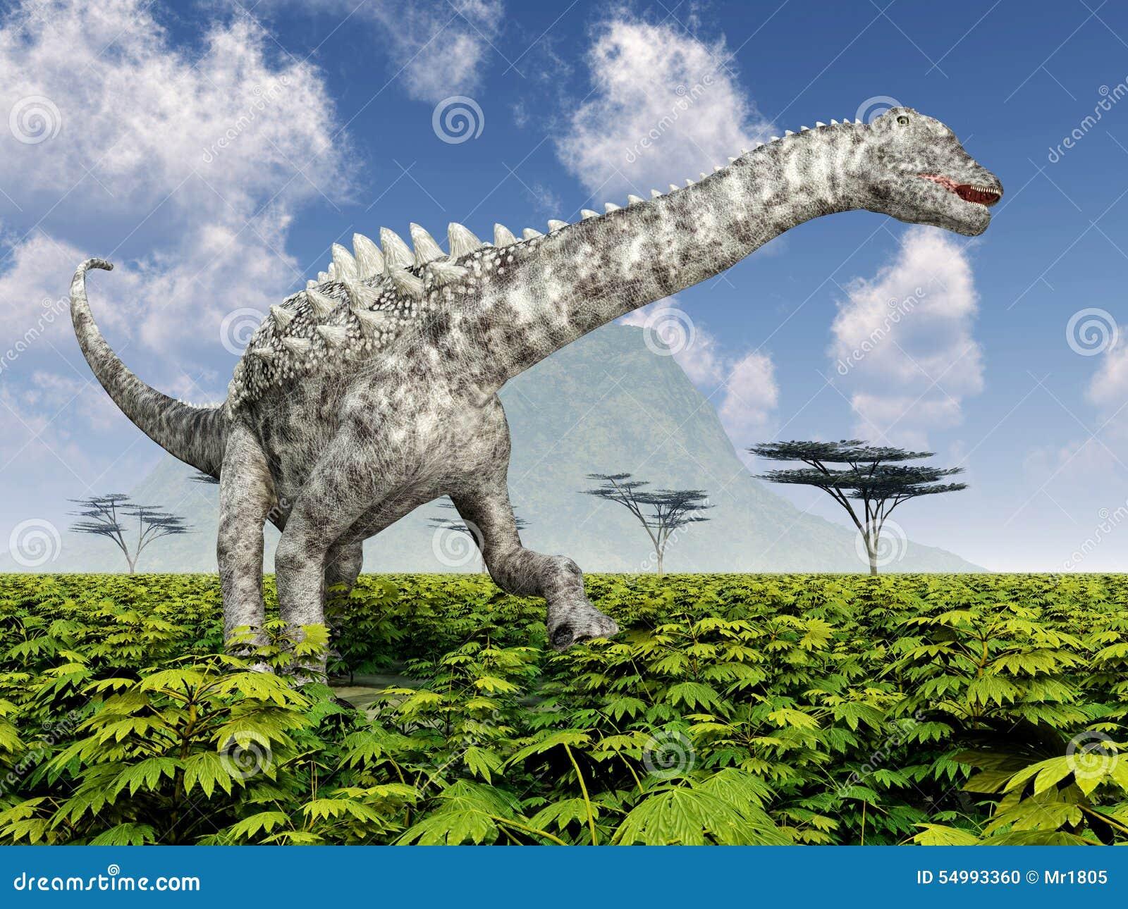 DinosaurieAmpelosaurus